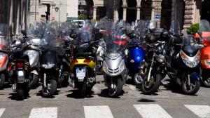 Deux roues :  Le Yamaha T-MAX 500, scooter le plus volé de France