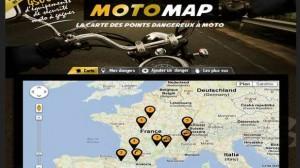MotoPrev / Motomap : Un dispositif interactif dédié aux motards
