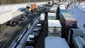 Neige / Transports : Le point sur les routes, à la SNCF et dans les aéroports