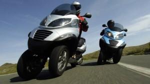 Deux roues : Plus de 50% des conducteurs de scooters conduisent sans gants et bras nus