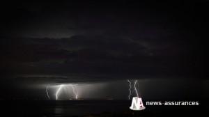 Cyclone Gonzalo : sept disparus, l'opération de secours continue