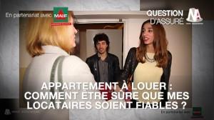 Vidéo : Comment être sûre que mes locataires soient fiables ?