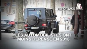 L'assurance auto coûte 11% du budget annuel d'un véhicule, soit 728 euros