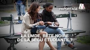 Fage / LMDE / Smerep : 2014, année de disparition de la Sécu étudiante ?