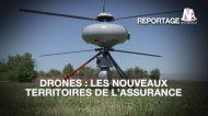 Rediff – Drones professionnels : Les assurances imprécises