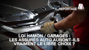 Loi Hamon : Les assurés auto, enfin libres de choisir leur garagiste ?