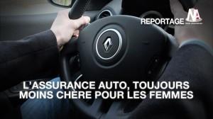 Tarifs d'assurance auto : Hommes et femmes, même combat ?