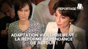 """Dépendance : le gouvernement veut créer un """"droit au répit"""" pour les aidants"""