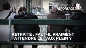 Retraite : Les Français face à l'inconnu