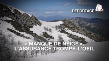 """Ski : Que vaut la garantie """"manque de neige"""" ?"""
