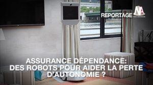 Dépendance : Les robots de téléprésence arrivent en 2014