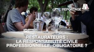 Restaurant, brasserie, snack, quand votre responsabilité est engagée