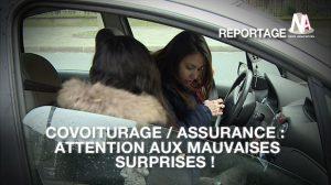 Assurance auto : Les zones d'ombre du covoiturage