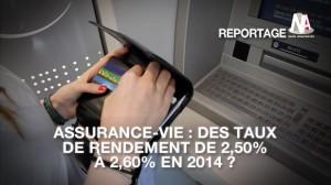 2014, année favorable pour l'assurance-vie ?