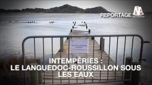 Intempéries : Le Languedoc-Roussillon victime des pluies et des crues
