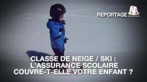 Classe de neige : Quelle assurance pour votre enfant au ski ?