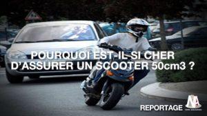 Scooter : Pourquoi est-il si cher d'assurer un 50cm3 ?