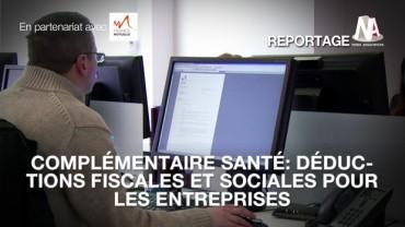 Complémentaire santé: quelles déductions fiscales et sociales pour les entreprises?