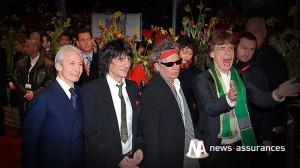 Célébrités : Les Rolling Stones ont réglé leur différend avec leurs assureurs