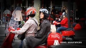 Sécurité routière : Les deux-roues se sentent de moins en moins en sécurité