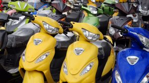 Reportage : L'assurance contre le vol de deux-roues