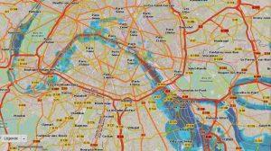 Votre habitation risque-t-elle d'être inondée par une crue historique de la Seine ?