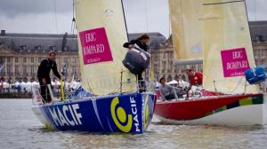 Solitaire du Figaro 2013 : Plusieurs assureurs aux départs