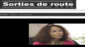 Sortiesderoute.com : La parole donnée aux victimes de la route