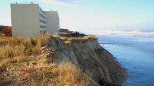 Tempêtes : Les plages et dunes reculent de plus de 10 mètres en Gironde