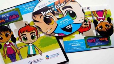 Prévention routière : 16 petits films pour sensibliser les enfants sur le chemin de l'école