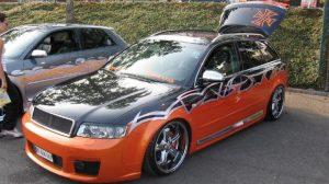 Dossier : L'assurance auto pour le tuning et les aménagements extérieurs