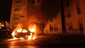 Vandalisme : 1.067 véhicules brulés lors de la nuit du nouvel An