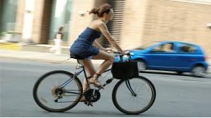 Une campagne pour prévenir les risques de l'usage du vélo en ville