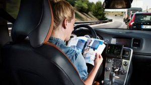 Etats-Unis / Insolite : Une voiture pilotée par ordinateur contre une ristourne assurance